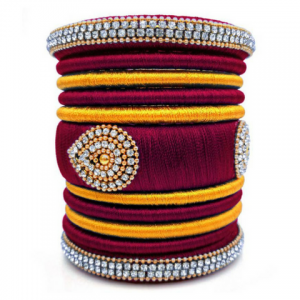 Ruby Bangles Indian Designs