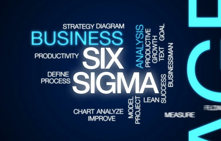 Online Lean Six Sigma Certification