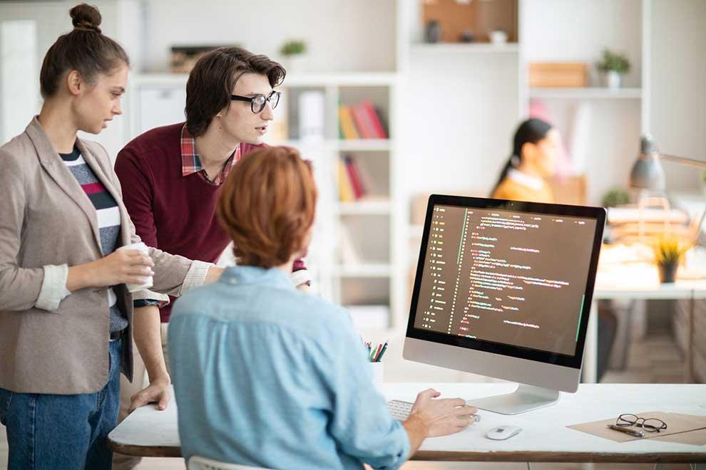 Nerder leading website development company